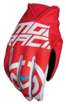 Moose Racing 2018 MX2 Gloves - Red/White