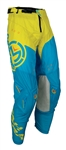 Moose Racing 2017 Sahara Pant - Blue/Hi-Viz