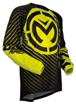 Moose Racing 2018 Youth Qualifier Jersey - Black/Hi-Viz