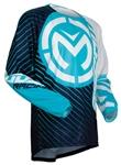 Moose Racing 2018 Youth Qualifier Jersey - Blue/White