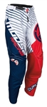 Moose Racing 2018 Youth Qualifier Pant - Red/White/Blue