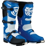 Moose Racing 2018 M1.3 MX Boots - Blue