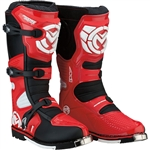 Moose Racing 2018 M1.3 MX Boots - Red