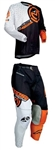 Moose Racing 2018 M1 Combo Jersey Pant - Orange/Black