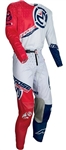 Moose Racing 2018 M1 Combo Jersey Pant -  Red/White/Blue