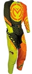 Moose Racing 2018 Qualifier Combo Jersey Pant - Orange/Hi-Viz