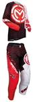 Moose Racing 2018 Qualifier Combo Jersey Pant - Red/Black