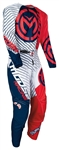 Moose Racing 2018 Qualifier Combo Jersey Pant - Red/White/Blue