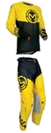 Moose Racing 2018 Sahara Combo Jersey Pant - Yellow/Black