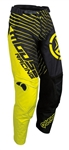 Moose Racing 2017 Qualifier Pant - Black/Hi-Viz