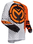Moose Racing 2017 Qualifier Jersey - Orange/Black