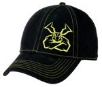 Moose Racing 2018 Agroid Intensity Hat - Black