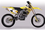 2011 SUZUKI 5TH DRAGON GRAPHICS