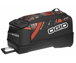 Ogio 2017 Adrenaline Wheeled Gear Bag - Rock N Roll