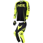 O'Neal - 2017 Mayhem Blocker Combo- Black/Hi-Viz Yellow
