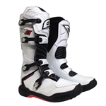 Oneal 2018 Element Platinum Boots - White