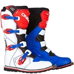 O'Neal - Rider Boot- Red/White/Blue