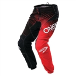 Oneal 2017 Element Racewear Pant - Black/Red