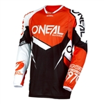 Oneal 2017 Hardwear Flow True Jersey - Orange/White