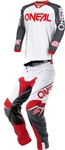 Oneal 2018 Mayhem Lite Blocker Combo Jersey Pant - White/Gray