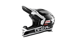 Oneal 2017 MTB Fury RL II Afterburner Full Face Helmet - Black/White