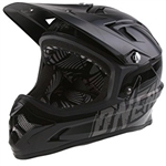 Oneal 2017 MTB Fury RL II Afterburner Full Face Helmet - Matte Black