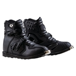 Oneal 2017 Rider Shorty Boots - Black