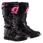 Oneal 2017 Womens Rider Boots - Black