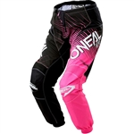 Oneal 2017 Womens Element Racewear Pant - Pink/Black