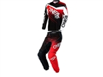 O'Neal - Youth Element Jersey Pant Combo - Black/Red