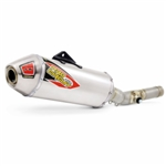 Pro Circuit - Kawasaki T-6 Stainless Slip-On Silencer