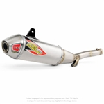 Pro Circuit - KTM T-6 Stainless Slip-On Silencer