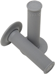 Renthal 2018 Medium Full-Diamond Mx Grips - Gray
