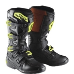 Scott 2018 350 MX Boots - Black/Green