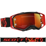 Scott - Prospect Goggle- Black/Fluo Red