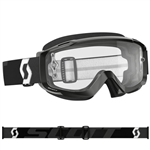 Scott - Split OTG MX Goggle- Black