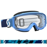 Scott - Split OTG MX Goggle- Blue