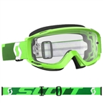 Scott - Split OTG MX Goggle- Green