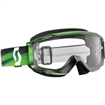 Scott - Split OTG MX Goggle- Grey/Green