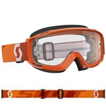 Scott - Split OTG MX Goggle- Orange