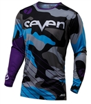 Seven 2017 Annex Soldier Jersey - Purple