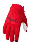 Seven 2017 Rival Gloves - Red