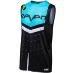 Seven 2018 Zero Flite Over Jersey - Black/Blue