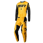 Shift 2018 Youth Label Ninety Seven Combo Jersey Pant - Yellow