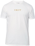 Shift 2018 Gold Pure LE Tee - White