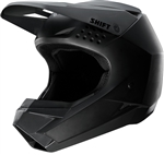 Shift 2018 Label Full Face Helmet - Matte Black
