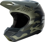 Shift 2018 Label Full Face Helmet - Matte Camo