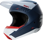 Shift 2018 Label Full Face Helmet - Matte Navy