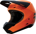 Shift 2018 Label Full Face Helmet - Matte Orange