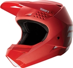 Shift 2018 Label Full Face Helmet - Matte Red